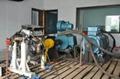 道路模擬實驗室、發動機性能、氣體排放電磁屏蔽試驗用鐵地板 3