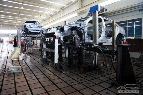 道路模擬實驗室、發動機性能、氣體排放電磁屏蔽試驗用鐵地板 4
