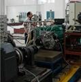 混合动力电驱变速箱试验基础底板