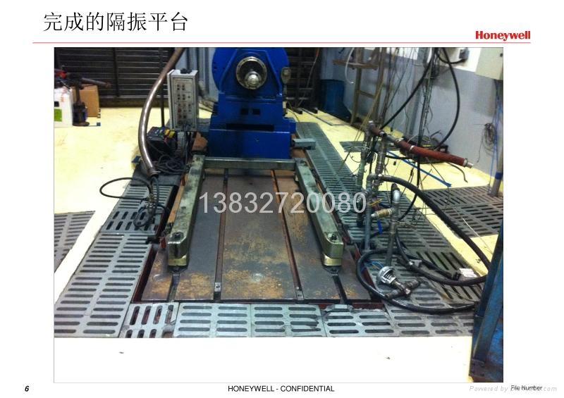 發動機負載性能試驗隔振平台減振彈簧系統 5