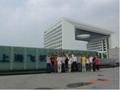 为中国商用飞机集团上海飞机制造厂客户订做的T型槽平台
