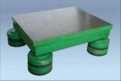 鑄鐵刮研平板研磨平板