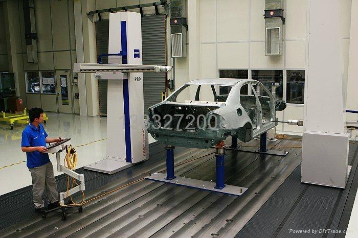 三坐标测量机精密平台