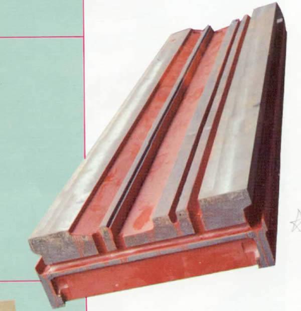 鑄鐵平台裝配焊接平台檢驗劃線測量平台平板 1
