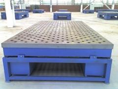 焊接鉚焊平台