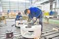 风电增速箱减速箱试验台地规工作台