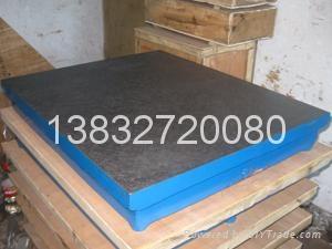 鑄鐵平板,鑄鐵平台,鑄鋼平台,焊接平板,劃線平板,裝配平台, 1