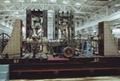实验用地基T型槽平台