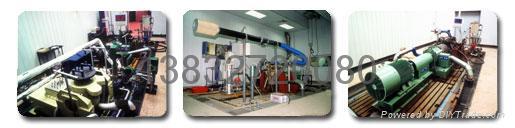 實驗用地基T型槽平台 4