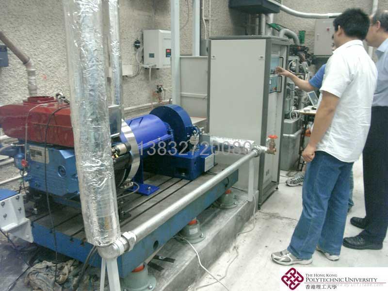 發動機測功器試驗平台 5