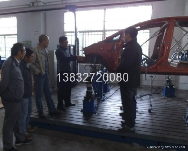 汽车强度试验用铸铁地板