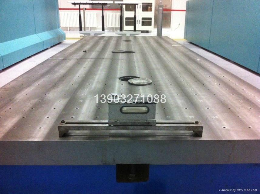 疲勞試驗機鑄鐵地板 2