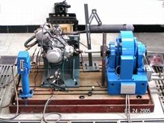 发动机性能试验铸铁底板