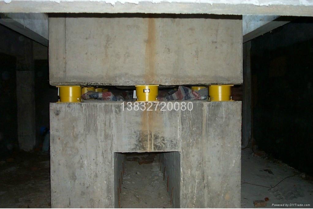 發動機負載性能試驗隔振平台減振彈簧系統 1