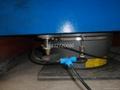空氣彈簧減震鐵地板