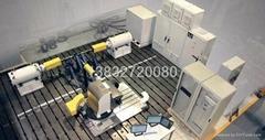 HORIBA發動機台架試驗系統鐵地板地平台