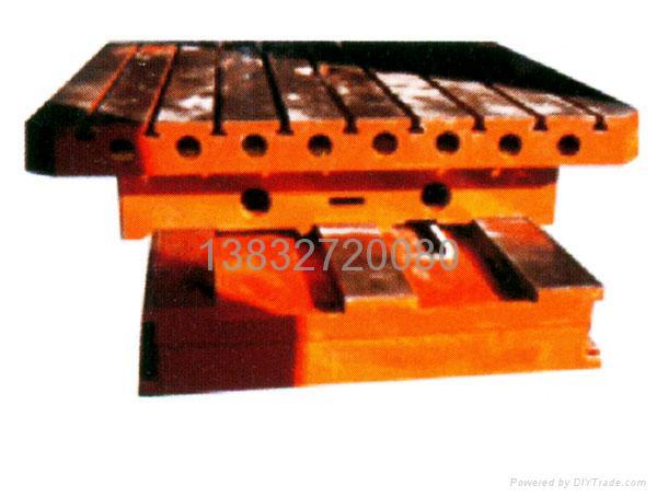 落地鏜銑床后立柱平台 1