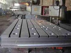加工中铸铁平台