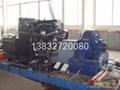 齿轮箱发动机电机减速机变速器同步器加载负载试验基础平台 1