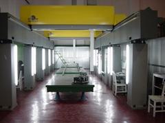 大型龍門式測量機測量板平台