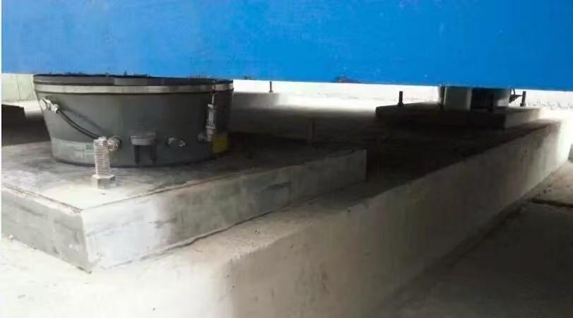 鐵地板減振空氣彈簧