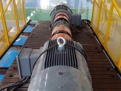 電動機能效評估試驗台輪轂電機試驗台傳動系統試驗台鐵地板