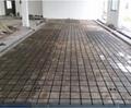 汽车传动系多功能试验台铸铁地板