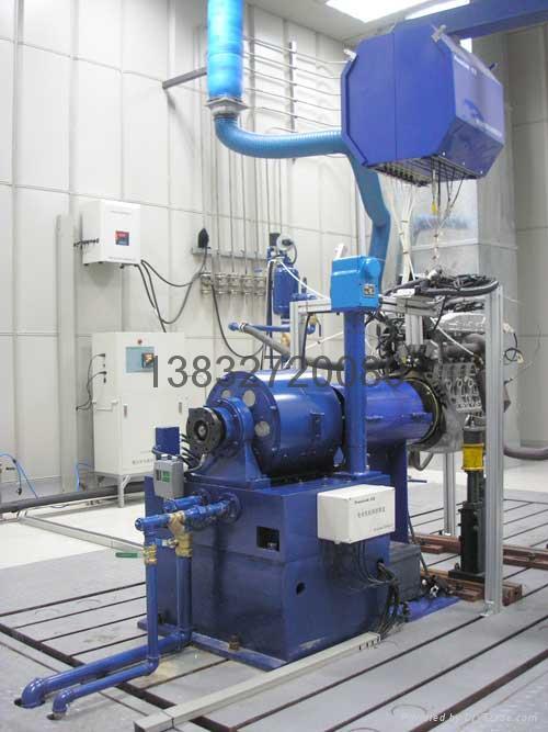 发动机测功器试验平台 1