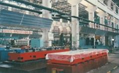 机车凸轮轴曲轴跳动量检测平台