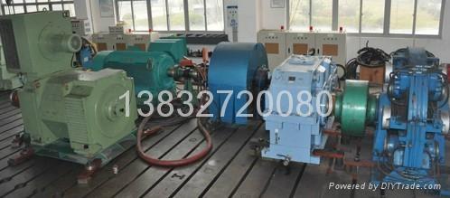 采煤機加載試驗用地槽鐵電機T型槽地基平台 1