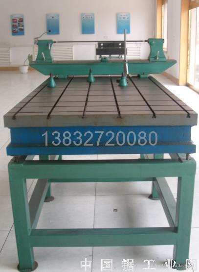 铸铁刮研平板研磨平板 2