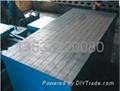 铸铁刮研平板研磨平板 3