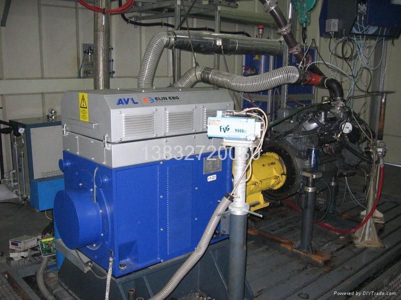 电液伺服加载疲劳试验平台 2