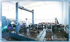 MTS懸架系統試驗台疲勞試驗鐵底板鐵地板