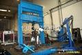 MTS悬架疲劳试验铁底板