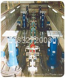汽车车桥零部件试验铁地板