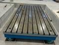 電機柴油機減振試驗鑄鐵平板 1