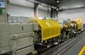 动力总成后桥悬架齿轮箱壳体传动疲劳寿命试验台架铁底板
