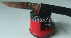 As seen on TV Knife Sharpener with Suction Pad