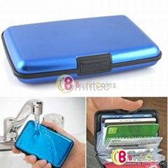 As Seen On Tv Aluma Wallet Aluminum Wallet Card Case Credit Card Holder
