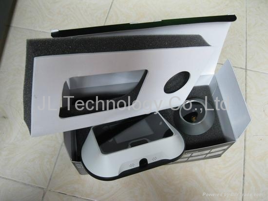 New product promotion 2.4inch memory funtion digital peephole viewer 3