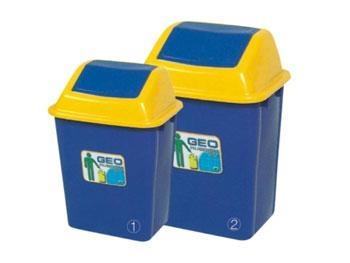 30L推蓋垃圾桶 1