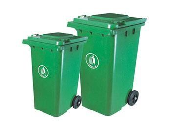 120L塑料垃圾桶 1