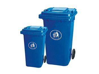 120L塑料垃圾桶 5
