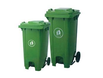 240L塑料垃圾桶 1