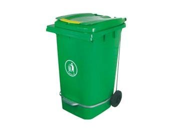 240L塑料垃圾桶 3