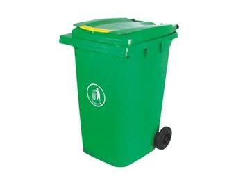 240L塑料垃圾桶 4