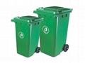 240L塑料垃圾桶 5