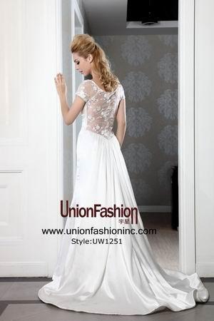供應高檔品牌婚紗 1
