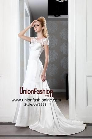 供應高檔品牌婚紗 2